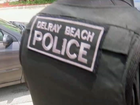 20 Delray police officers weaing body cameras