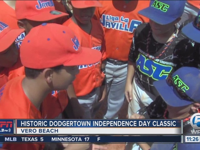 Dodger Town Independence Day Classic