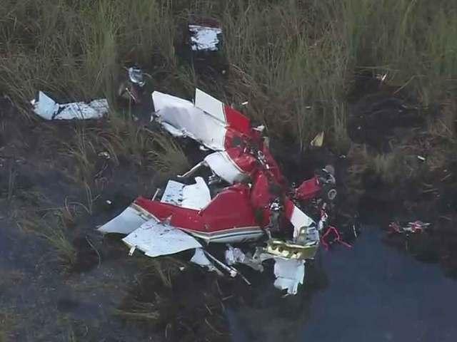 One Dead In Broward Plane Crash, Investigation Underway