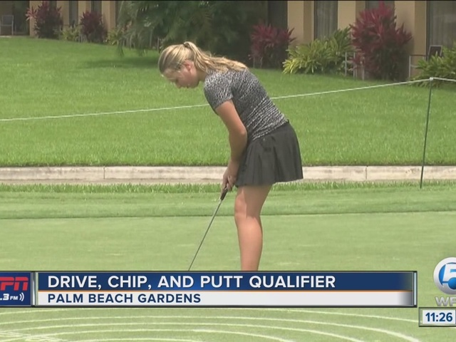 Drive, Chip, and Putt Qualifier