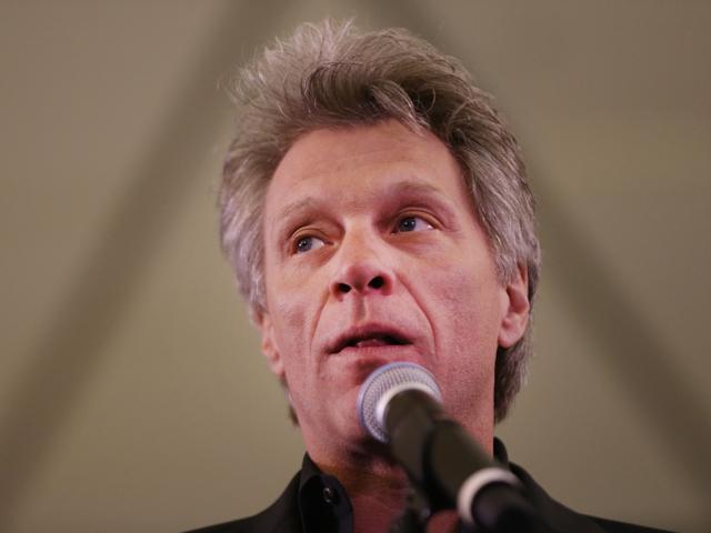 Jon Bon Jovi joins wedding band