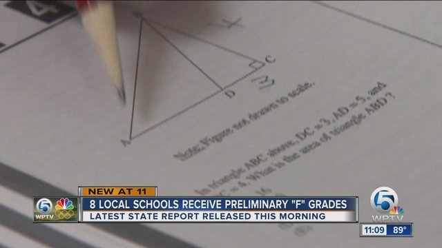 Florida releases first school grades under new formula