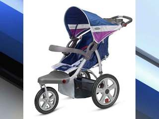 Jogging strollers recalled after 215 injuries