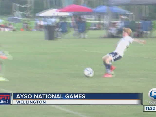AYSO National Games