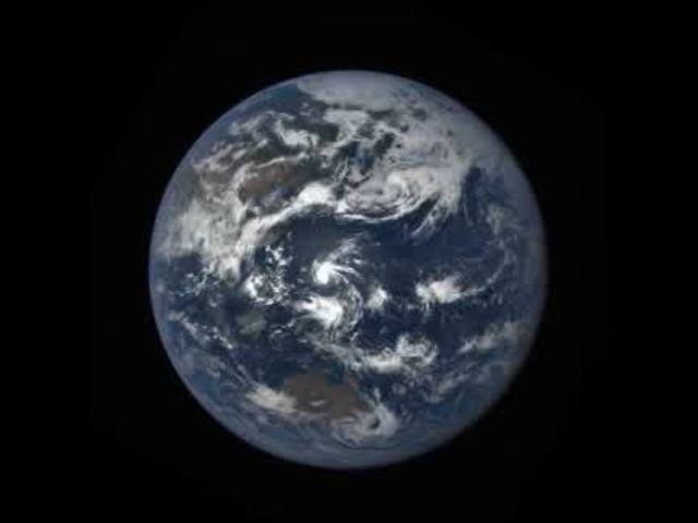 NASA says the Moon photobombs Earth picture - wptv.com