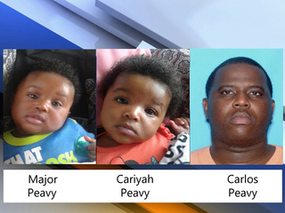 8-month-old Riviera Beach twins found safe