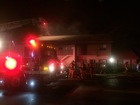 Apartment fire in Delray Beach
