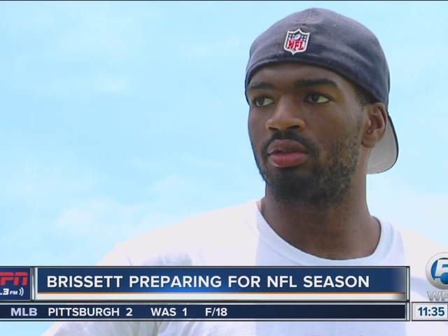 Dwyer product Jacoby Brissett on getting drafted by the New England…