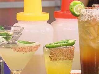 Banko Cantina summer drink recipes (7/18/16)