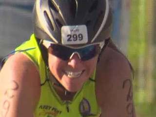 Low triathlon turnout blamed on algae crisis