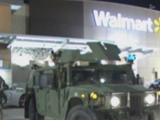 Recent shootings re-spark militarization debate