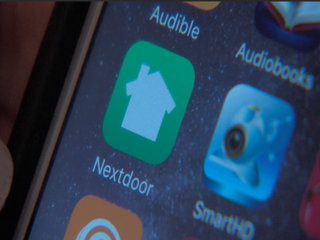 Locals say Nextdoor app makes them feel safer