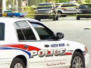 Police commander suspended after Miami shooting