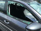 Residents clean up after more car break-ins