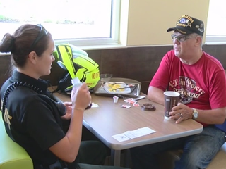 Martin County deputies host 'Coffee with a Cop'