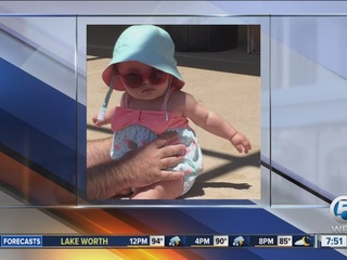 Sunshine Baby for Saturday, July 23, 2016