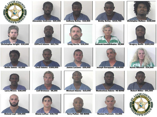 24 arrested in St. Lucie undercover drug bust
