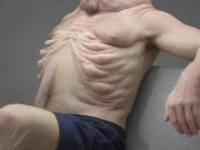 The 'human' designed to withstand a car crash