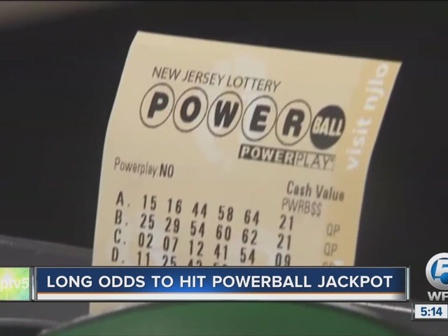 Long odds to win Powerball jackpot