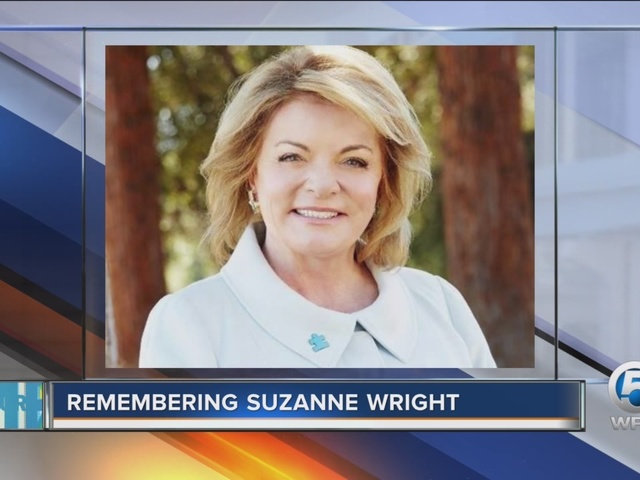 Remembering Suzanne Wright, co-founder of Autism Speaks