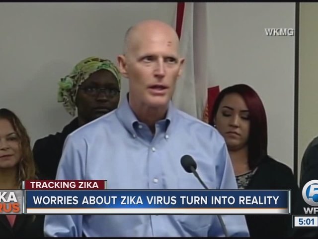 Worries about Zika virus turn into reality