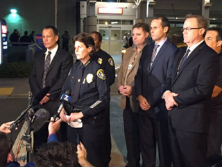 San Diego officer killed, another wounded
