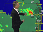 Sct'd storms this afternoon/evening