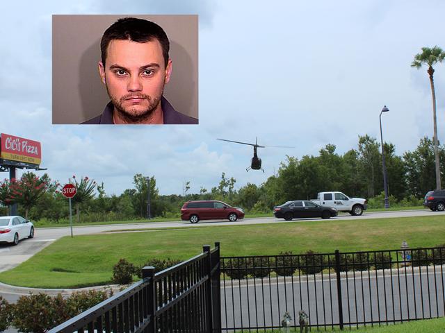 Osceola deputies arrest helicopter pilot for reckless piloting