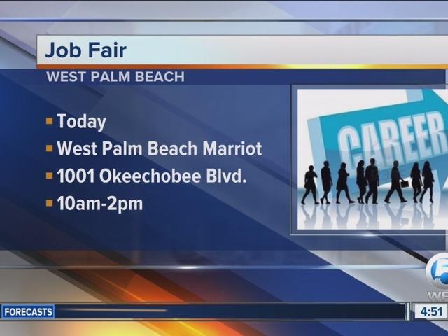 Palm Beach School District Job Fair