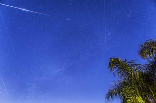 Weekend Perseid meteor shower prelude to eclipse