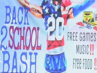 Back-to-school bash held in Pahokee