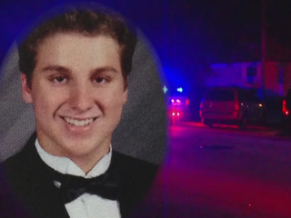 911 call from mother of Austin Harrouff released
