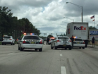 Deputy ignored 'stay back' orders before crash