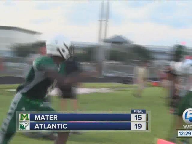 Atlantic wins kickoff classic