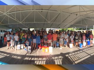 WPTV helps beach cleanup effort