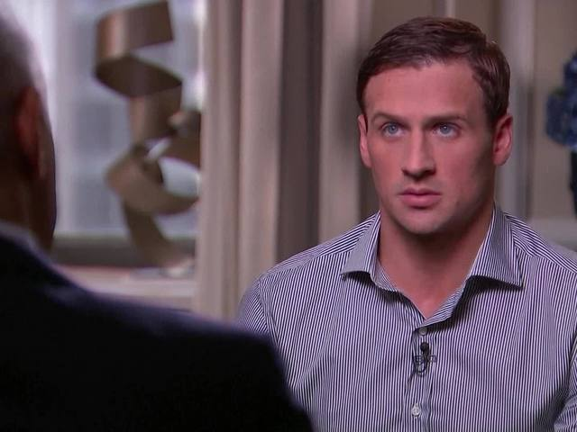 Ryan Lochte says he over-exaggerated about 'armed robbery'
