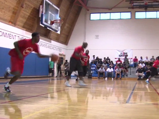 'Stop the Violence' basketball game