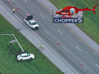 Victim in St. Lucie County I-95 crash ID'd