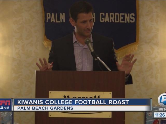 Kiwanis College Football Roast