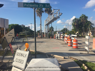 All Aboard Florida projects to close Boca roads