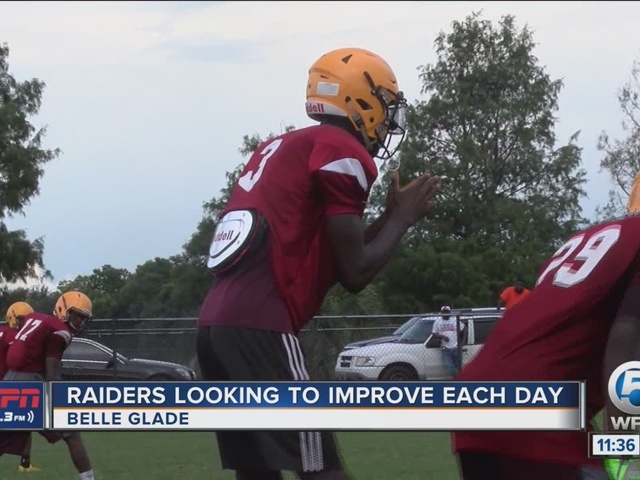 Raiders Looking To Improve After Kickoff Classic