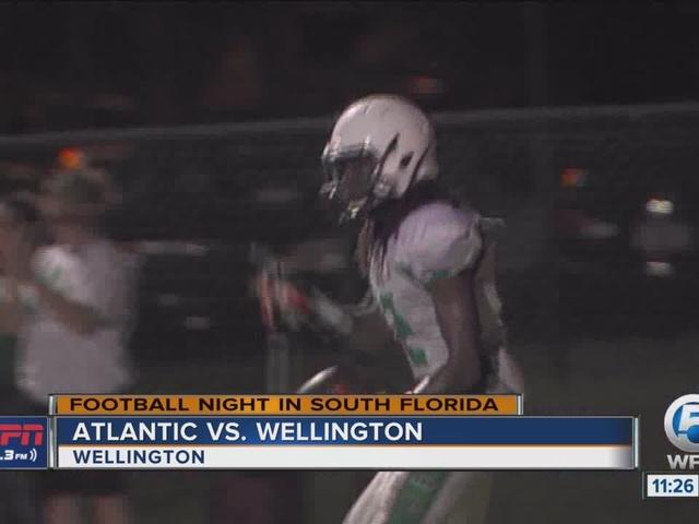 Atlantic takes down Wellington