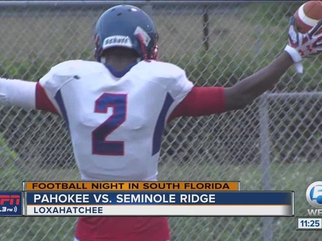 Pahokee edges Seminole Ridge in season opener