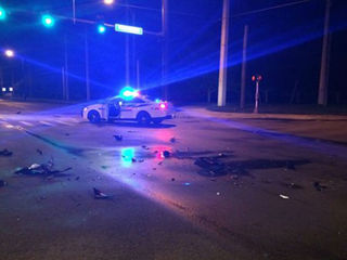 Motorcyclist killed in hit and run crash in PSL