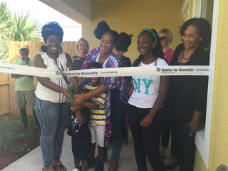 Non-profit brings new life to old neighborhood