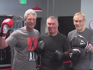 Boxing club helps seniors cope with Parkinson's