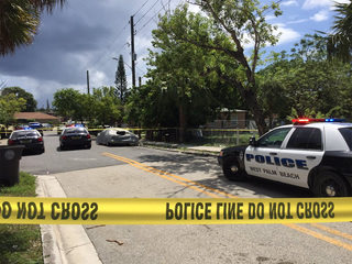 1 dead in West Palm Beach shooting Sunday