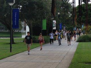 New semester kicks off at Lynn University