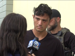 Suspect in drug-fueled attack 'dearly sorry'