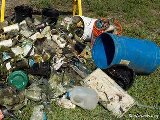 International Coastal Cleanup day on Sept. 17